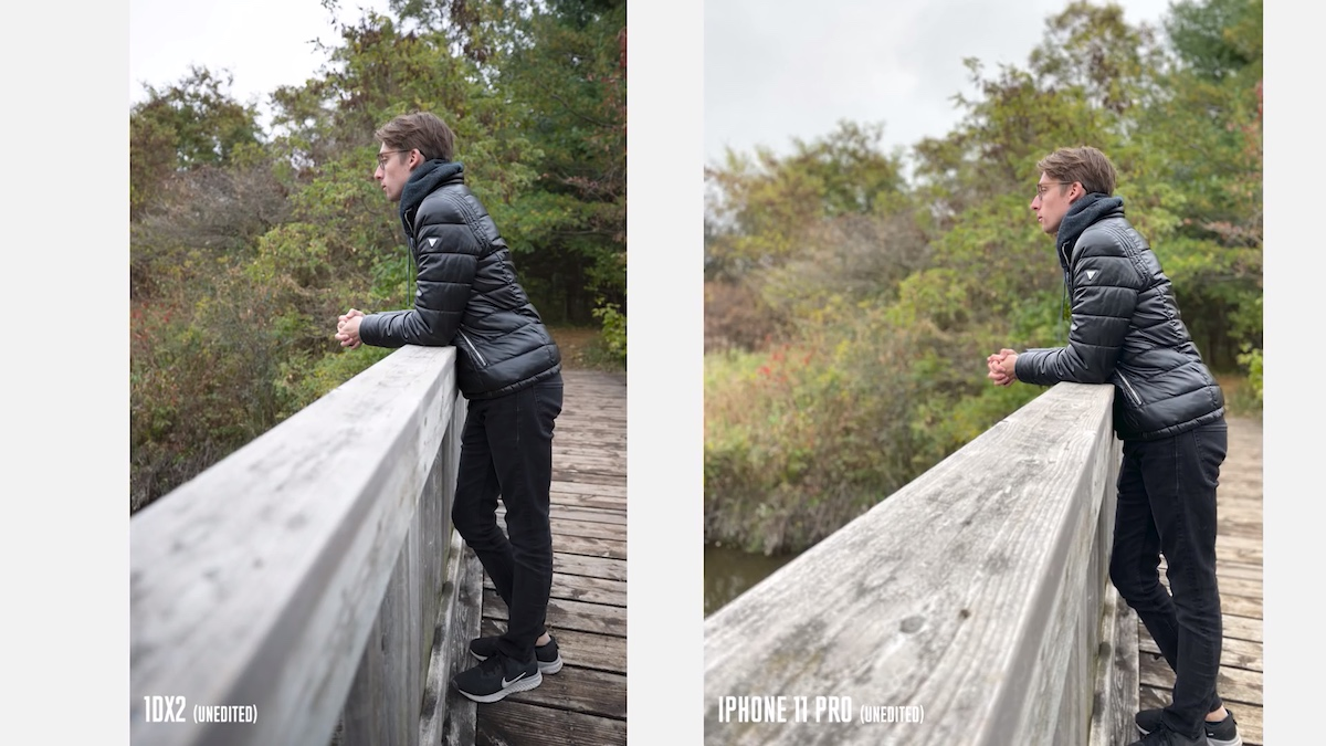 iPhone 11 Pro vs Canon 1DX Mark II