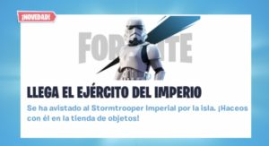 Stormtrooper - Fortnite
