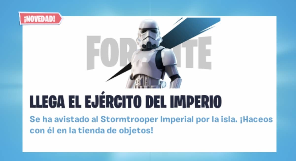 Stormtrooper - Fortnite