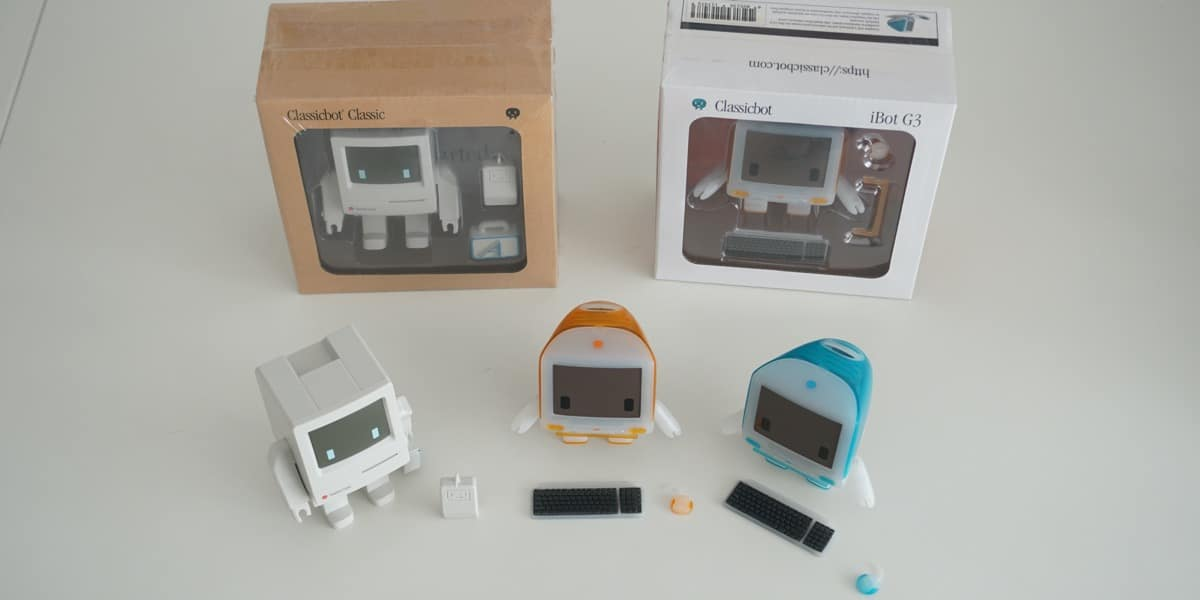 Classicbot Classic e iBot G3