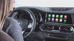 BMW CarPlay