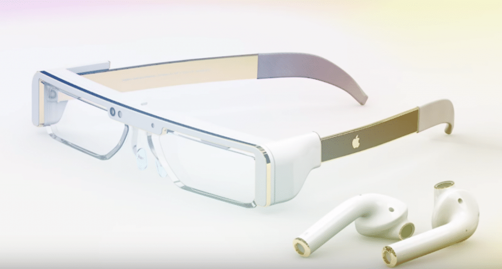 """¿Podrían tener las Apple Glasses cámaras y auriculares extraíbles"""""""