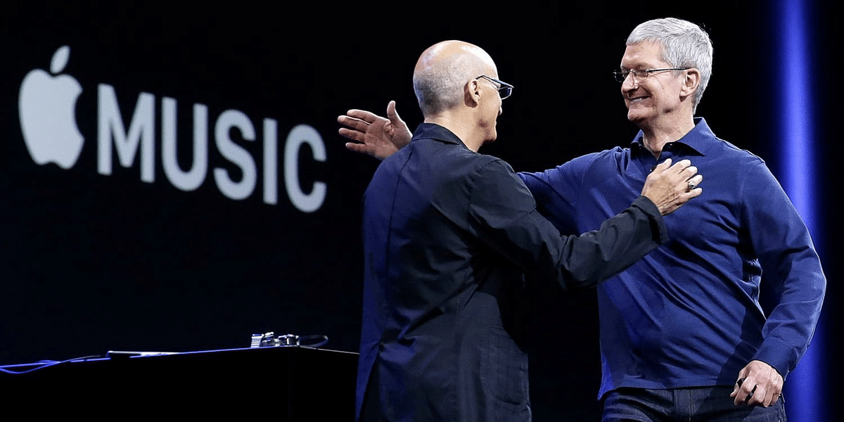 Jimmy Iovine explica porqué se marchó de Apple Music