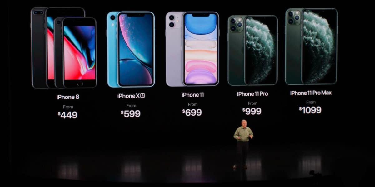 Keynote iPhones
