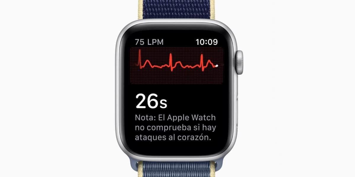 Una vez más, un Apple Watch salva a una usuaria de una fibrilación auricular