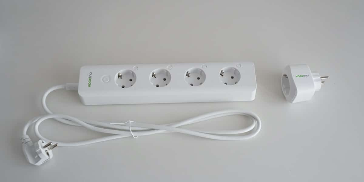 Vocolinc Smart Outlet y Power Strip