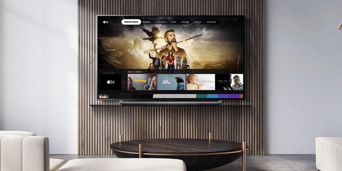 Apple TV+ renueva su interfaz en navegador por primera vez