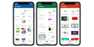 Apps de Office