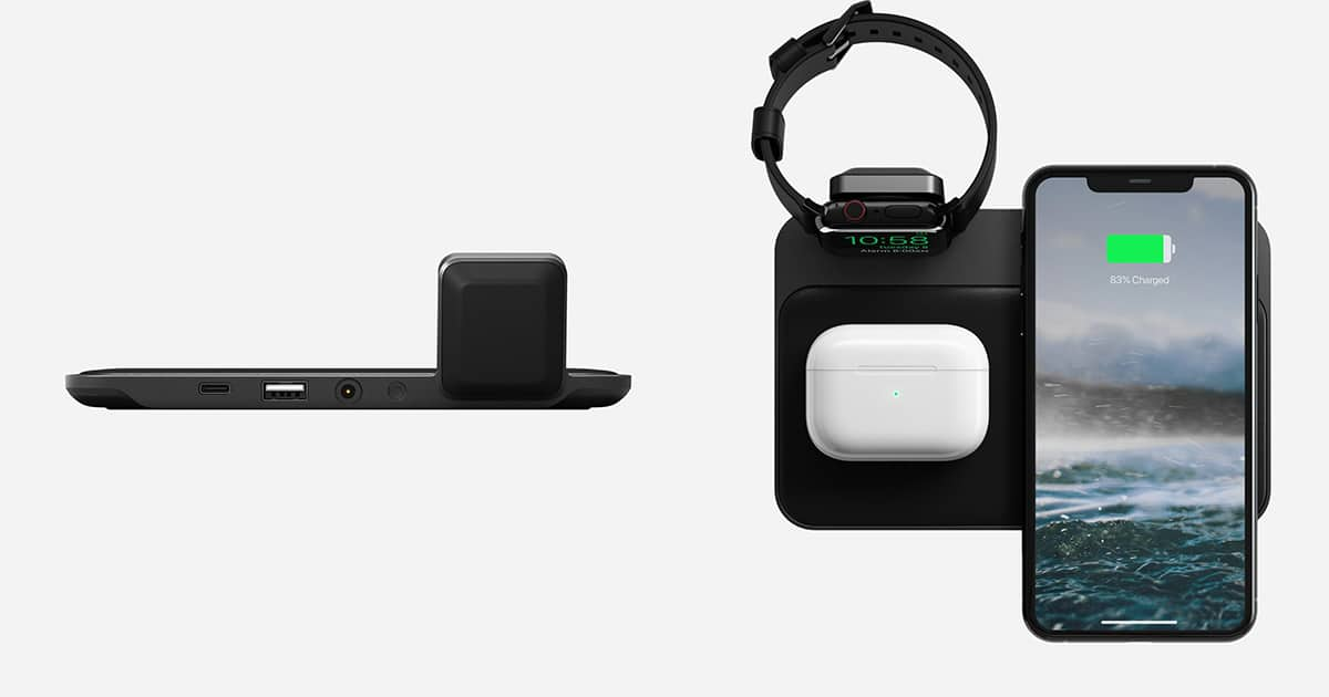 Base de carga Apple Watch Nomad