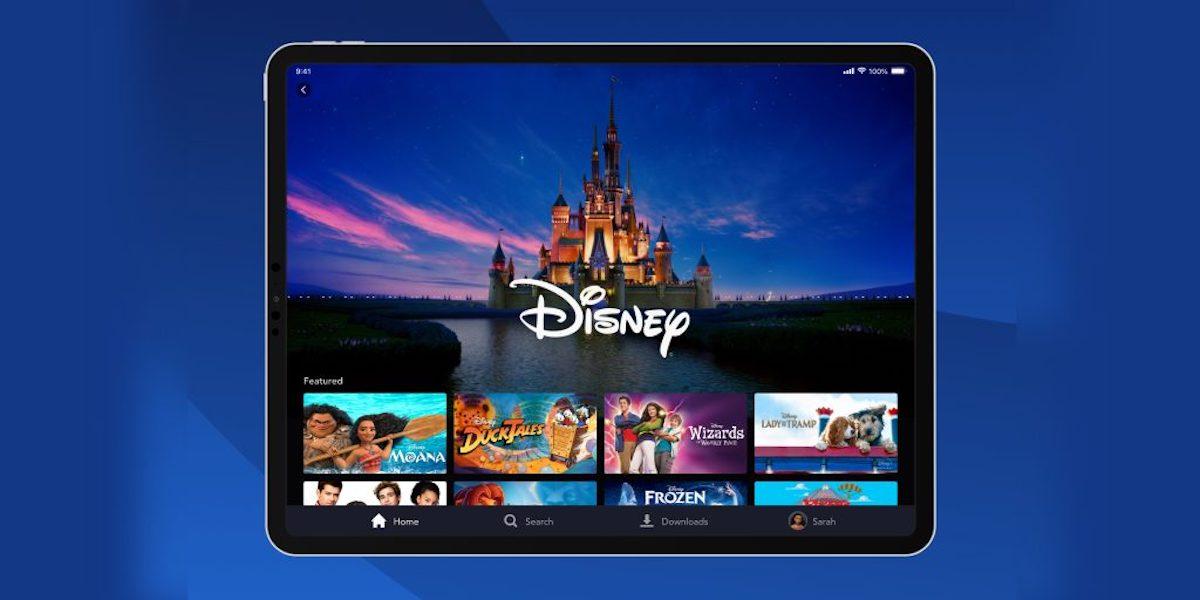 Disney+ App para iOS