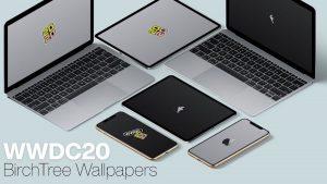 Fondos de pantalla WWDC 2020