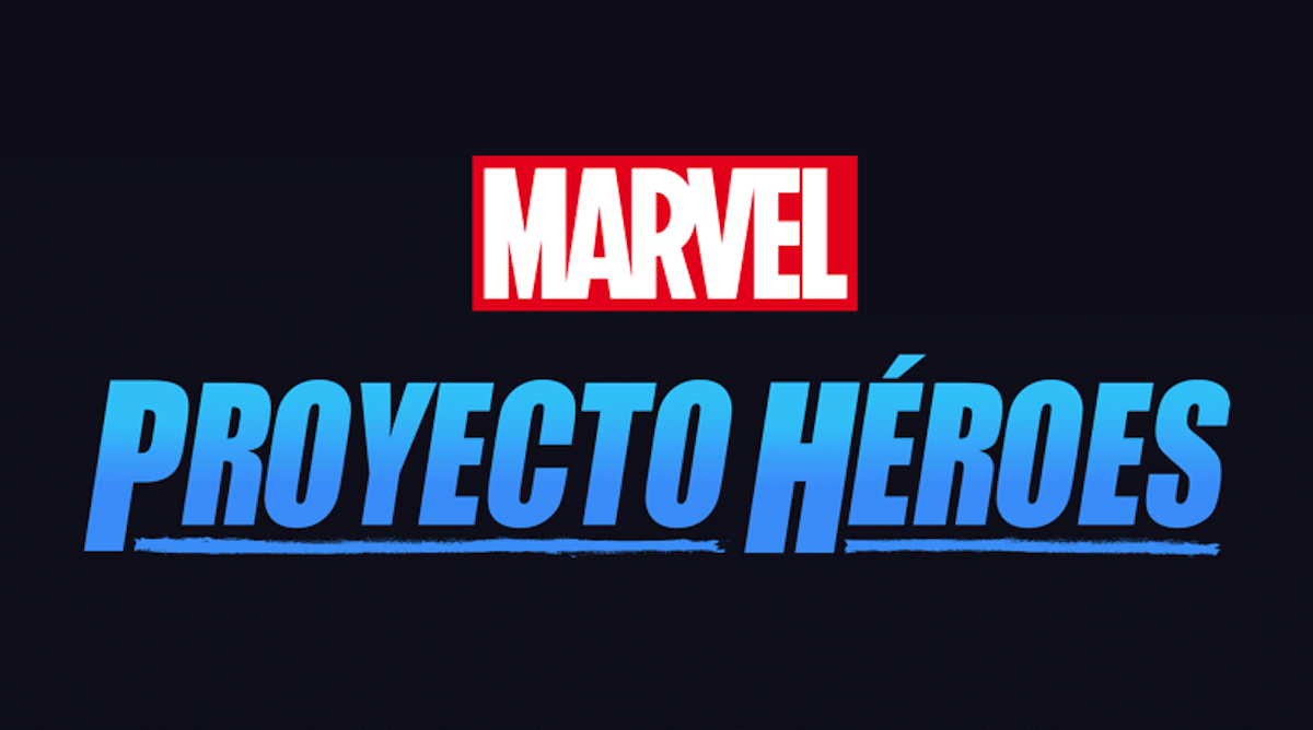 Disney+ - Marvel Proyecto Héroes