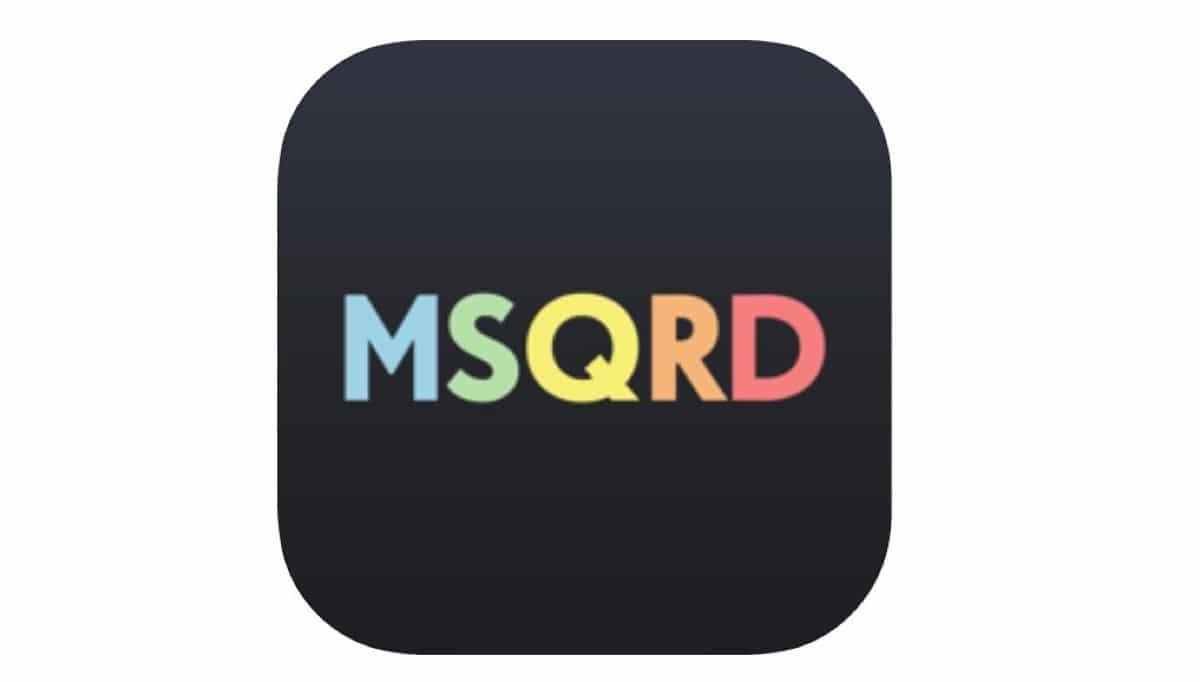 MSQRD-1