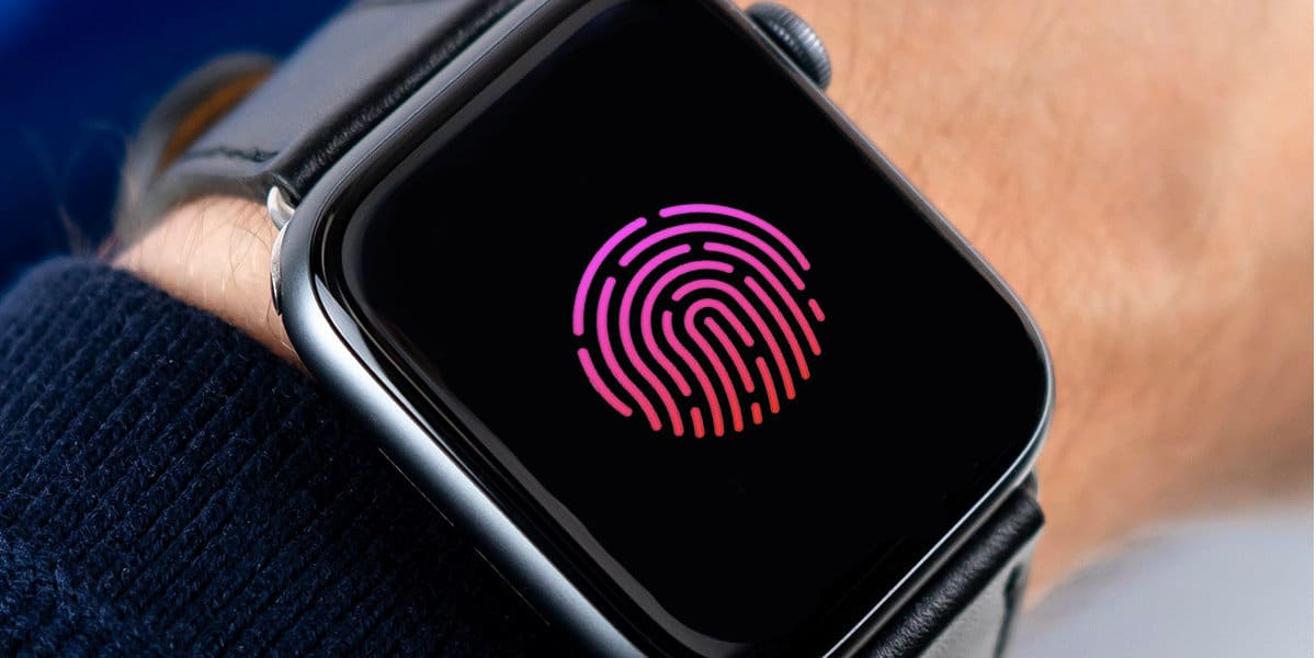 Touch ID en Apple Watch