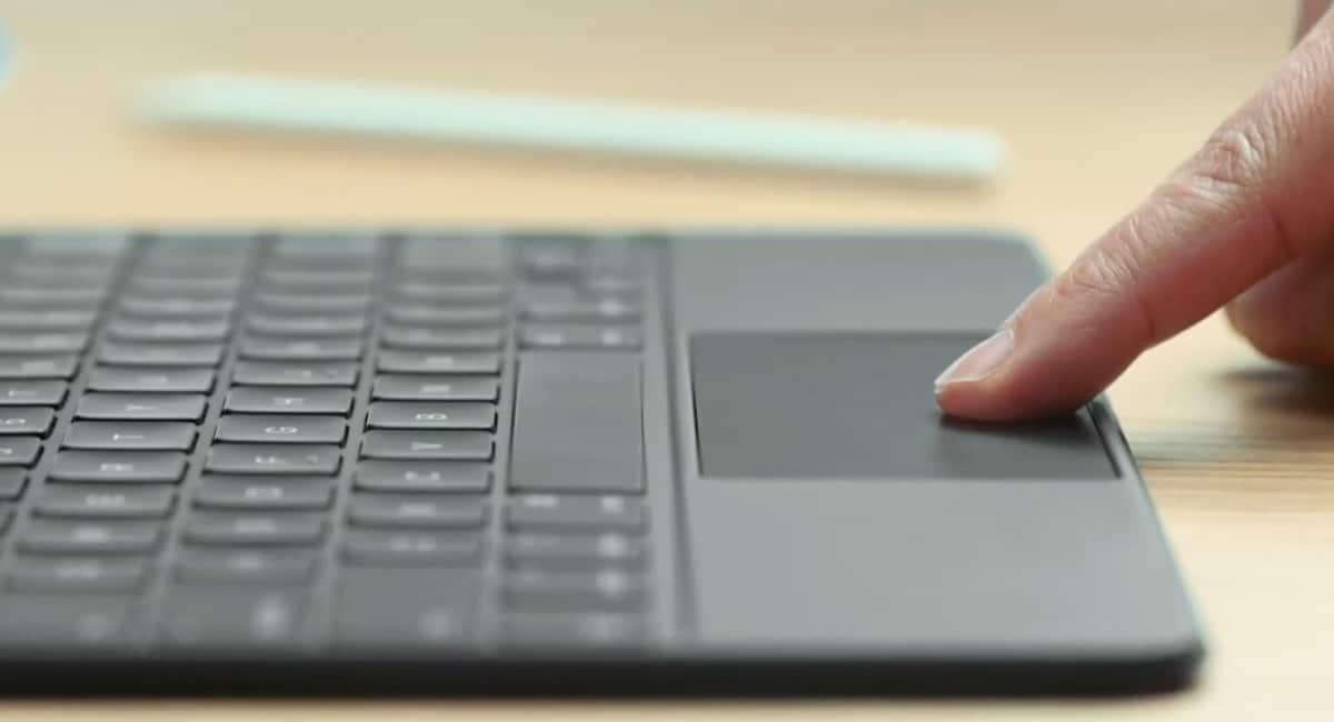 Trackpad iPad Pro