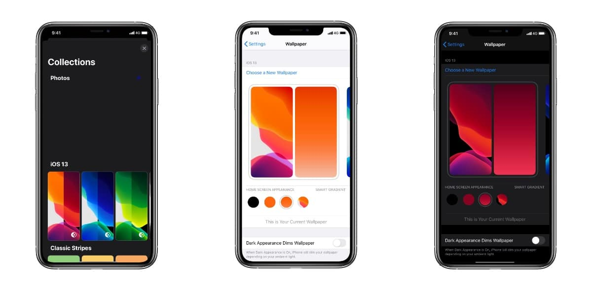 This Will Be The Wallpaper Settings For Ios 14 Including Widgets