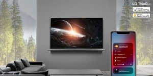 LG AirPlay 2