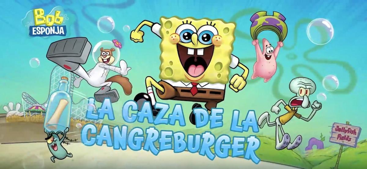 La Caza de la Cangreburger
