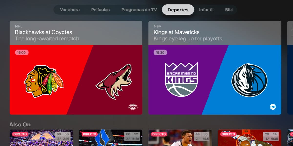 Apple contrata al ejecutivo de Amazon Video James DeLorenzo para potenciar el área de deportes en Apple TV+