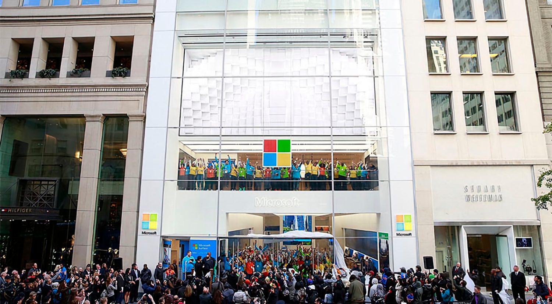 Tiendas Microsoft Store