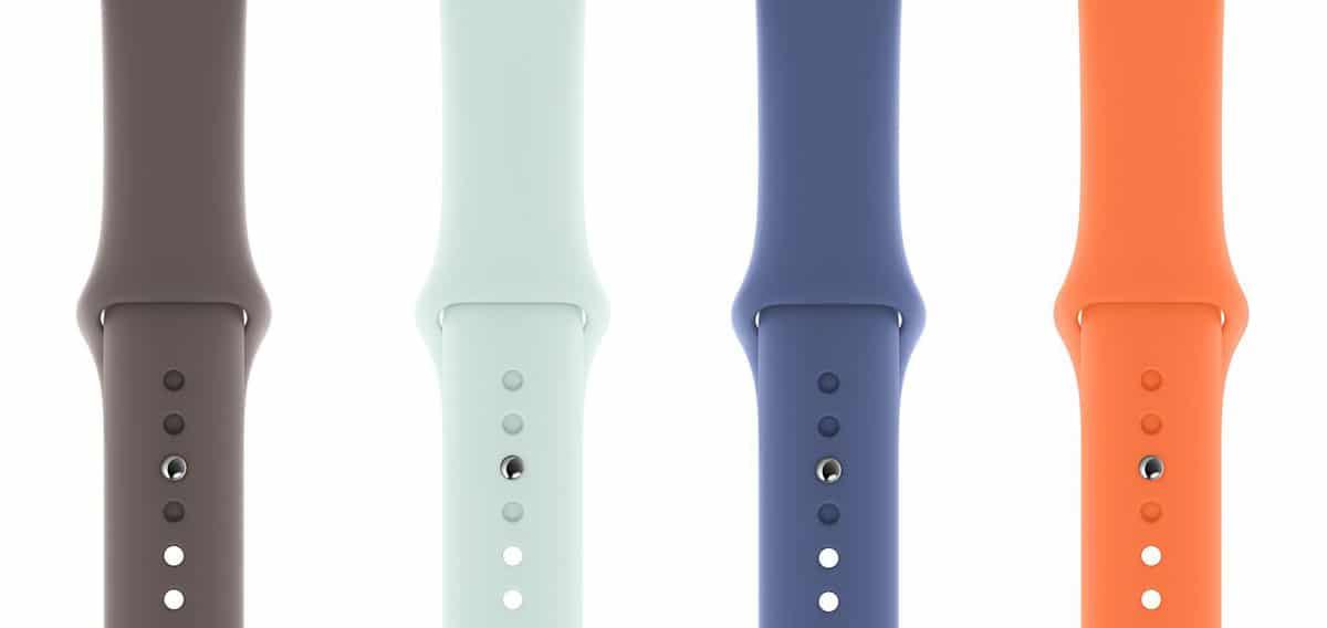 Correas Apple Watch verano 2020