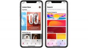 Apple Music iOS 14