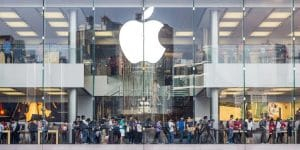 Apple Store Hong Kon