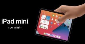 Concepto iPad mini