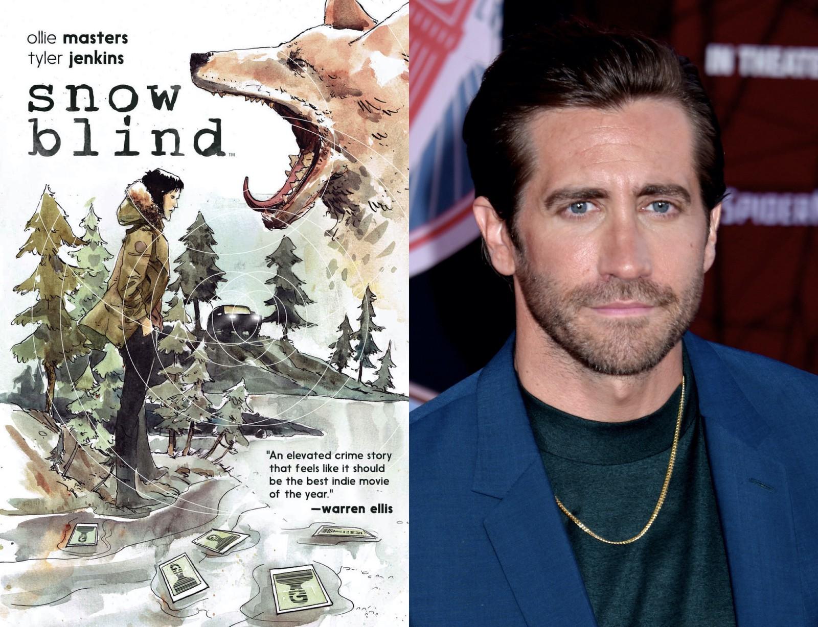 Apple TV+ se hace con los derechos para la adaptación del thriller Snow Blind
