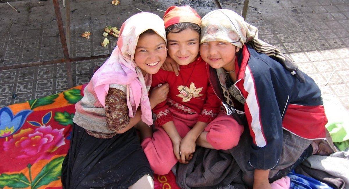 Uigur - Etnia musulmana región china