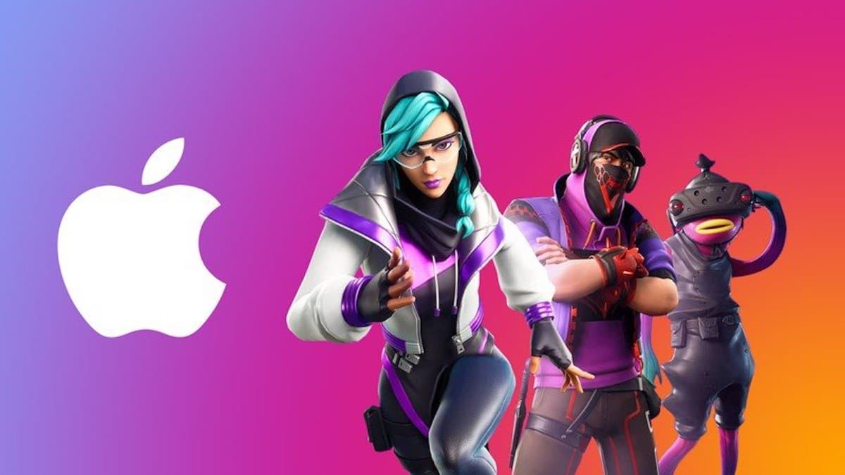Apple vs Fortnite