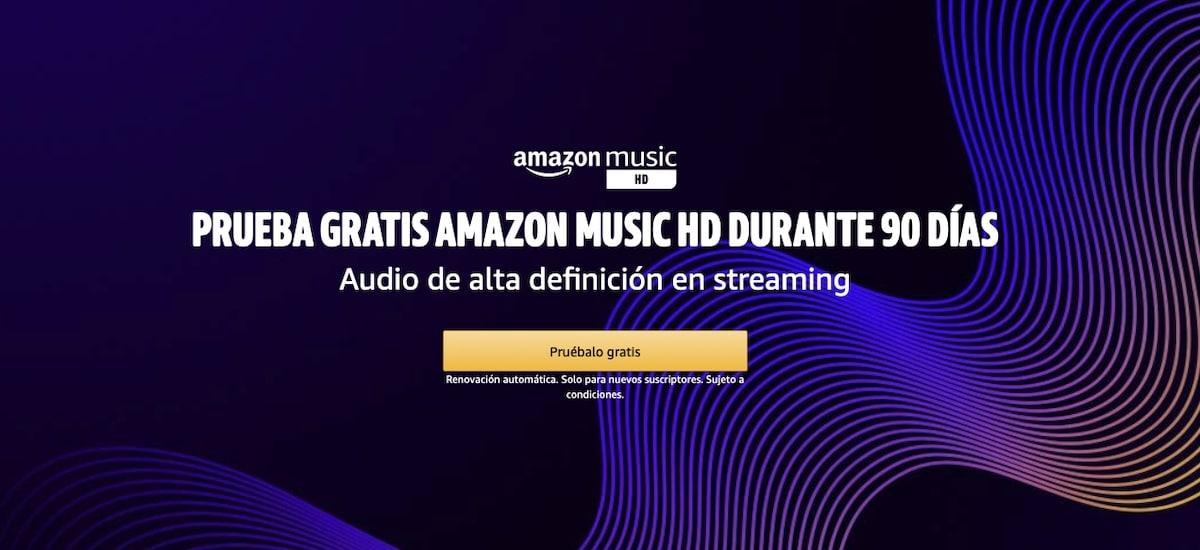 Amazon Music HD