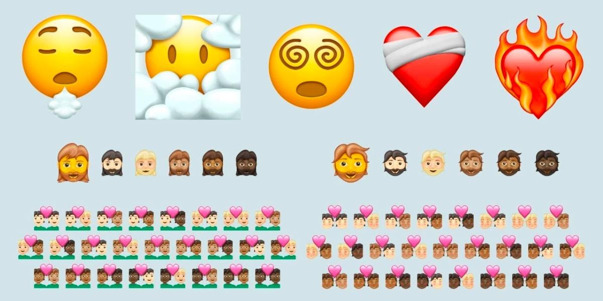 Emojis 13.1