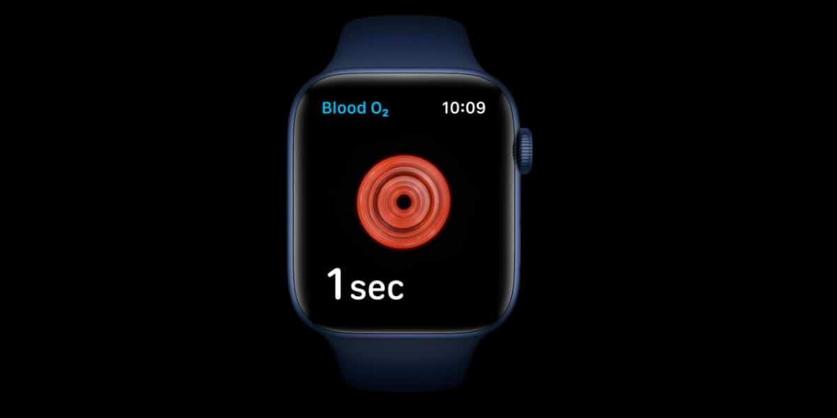 Oxímetro Apple™ Watch