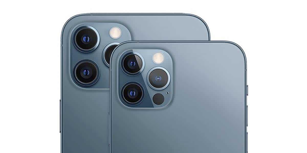 Cámaras del iPhone 12 Pro capaz de grabar en Dolby Vision