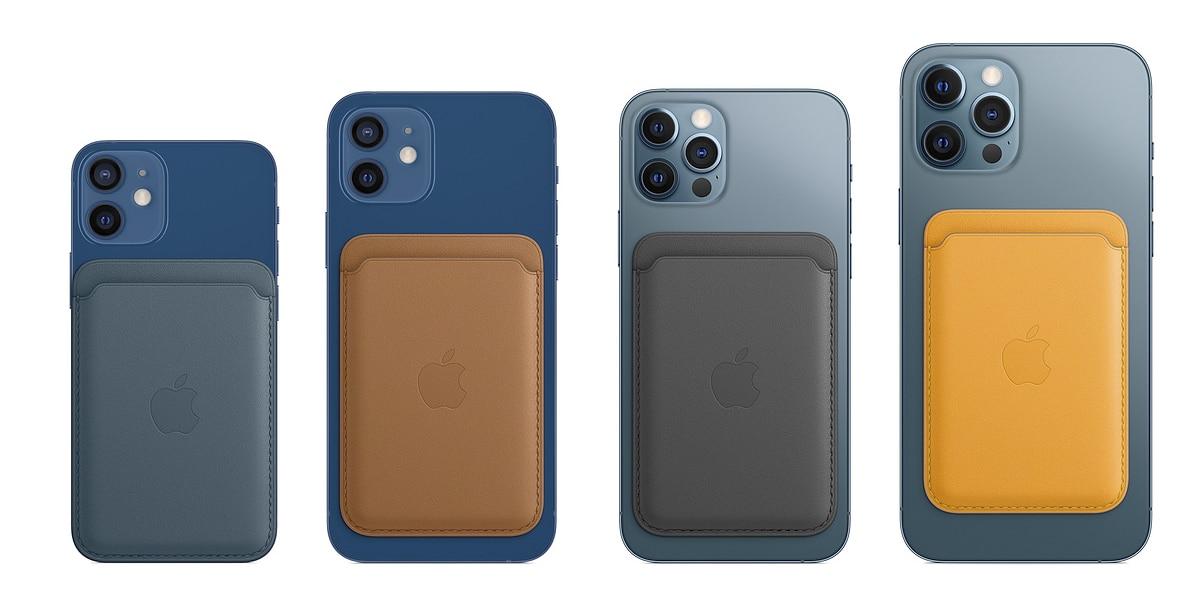 Cartera MagSafe para el iPhone 12