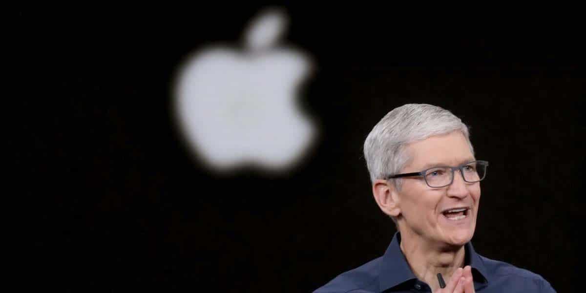 Tim Cook, el actual CEO de Apple