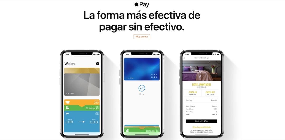 Apple Pay en México