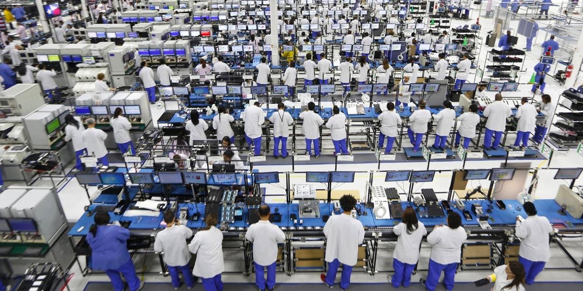fabrica Foxconn