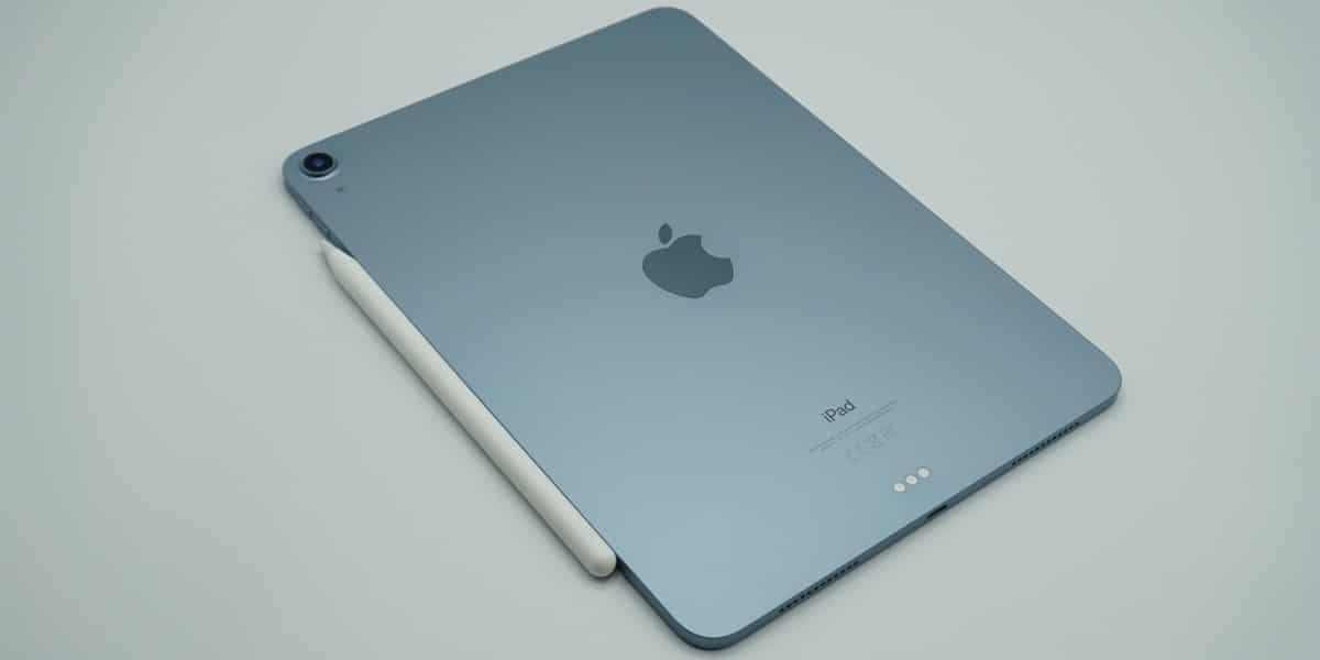 iPad Air cuatro y Apple™ Pencil