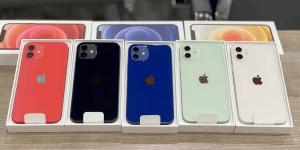 Colores del nuevo iPhone 12
