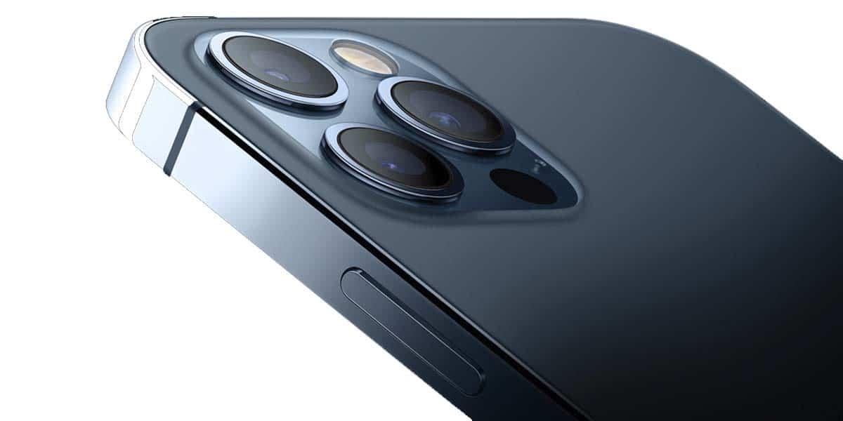 Escáner LiDAR del nuevo iPhone 12 Pro