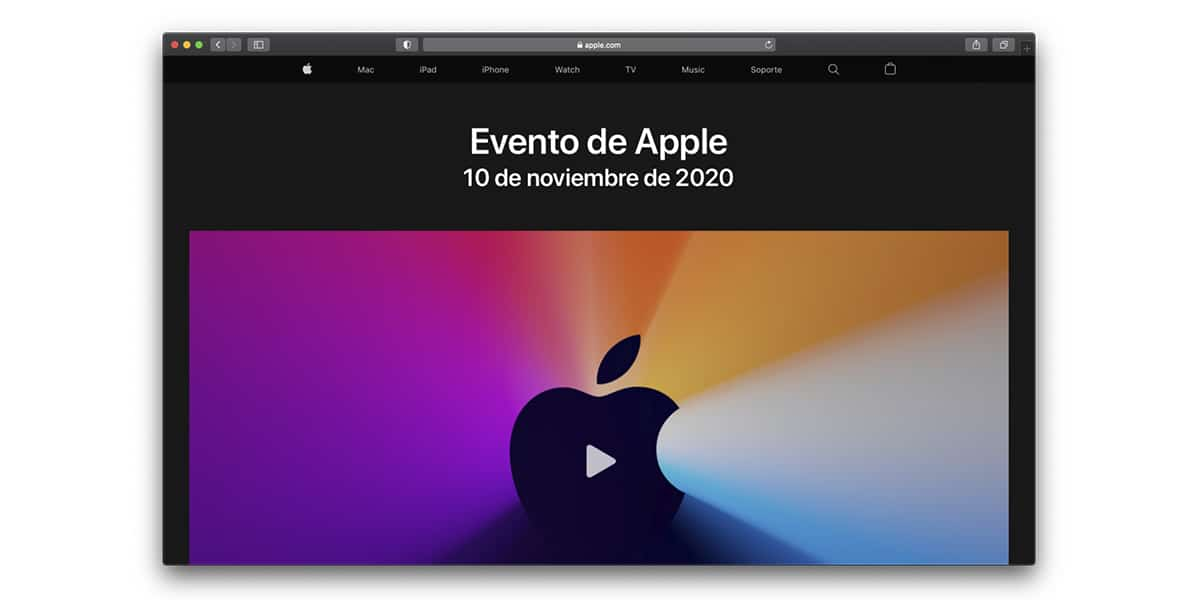 Revive la keynote 'One More Thing' de Apple