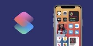 Atajos cambia su visión de acceso directo en iOS 14.3
