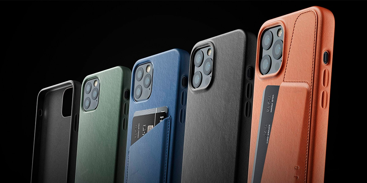 Las nuevas fundas de Mujjo para los nuevos iPhone 12