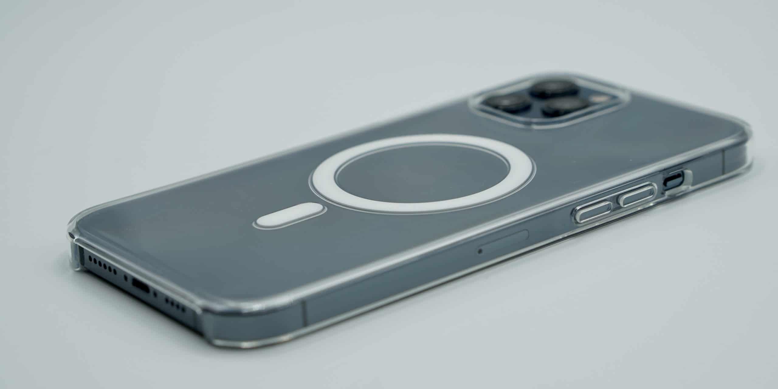 Funda transparente para el iPhone 12 Pro Max