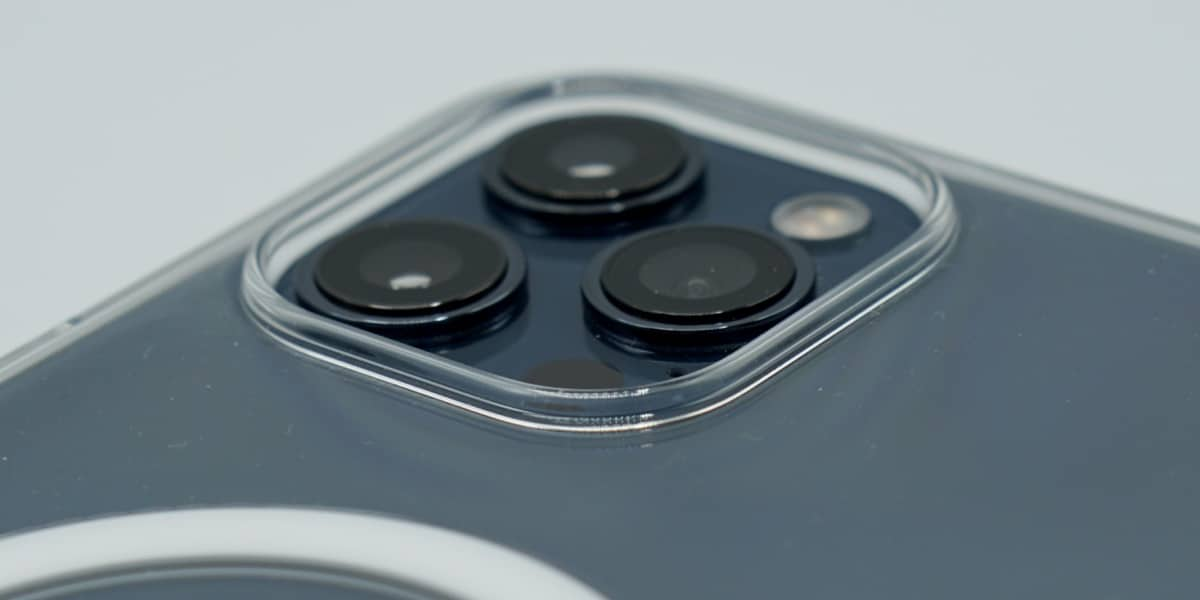 Cámara del iPhone 12 Pro Max