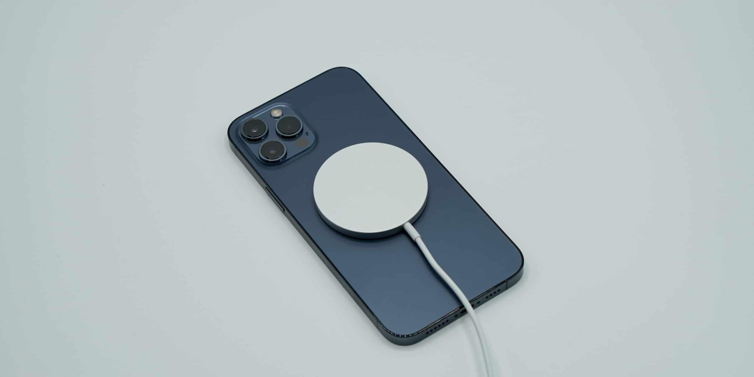 MagSafe en el iPhone 12 Pro Max