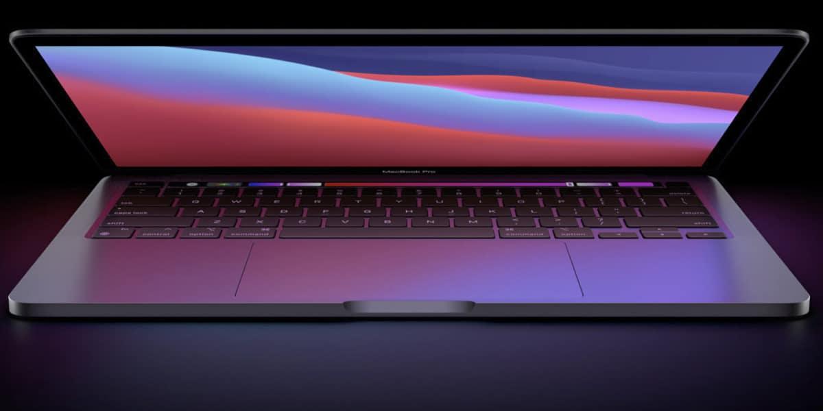 Nuevo MacBook Pro de Apple con chip M1