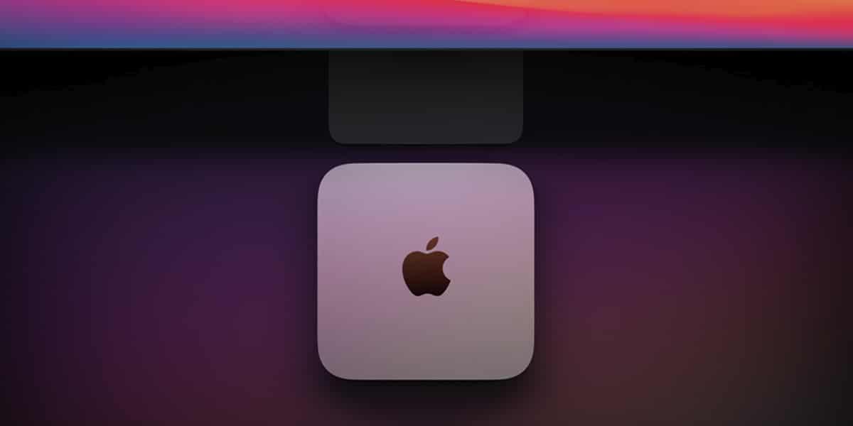 El nuevo Mac mini de Apple